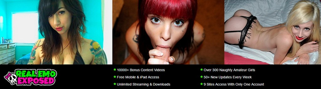 Emo girls streaming porn sites