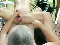 Best Amateur Gay video with Outdoor scenes