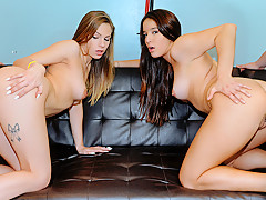 Mila & Sydney Cole in Two Sluts Play a Dirty Game - RealSlutParty