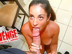 Sofia Rivera & Tony D Sergio in Tanned Titties - GRRevenge