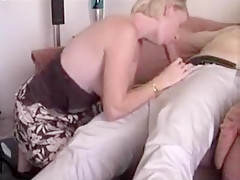 Exotic Amateur video with German, Blonde scenes