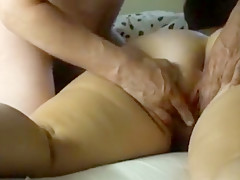 Crazy Homemade record with BBW, Softcore scenes