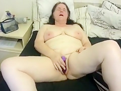 Incredible homemade Mature, BBW adult scene