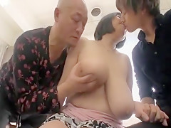 Hottest Amateur record with Big Tits, Asian scenes