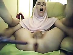 Aisha t-girl Muslima Hijab