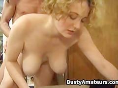 Busty Samantha getting fucked
