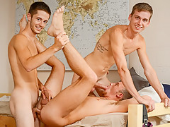 Playtime Gay Porn Video - DickDorm