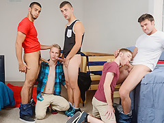 Give It To Me Gay Porn Video - DickDorm
