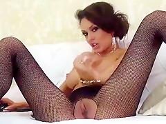 Incredible amateur Webcam, Brunette adult movie