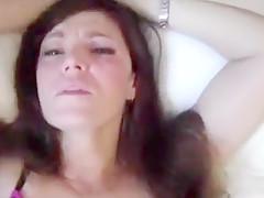 Horny homemade sex clip