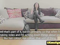 tattooed interview british throatfucked until facecreamed