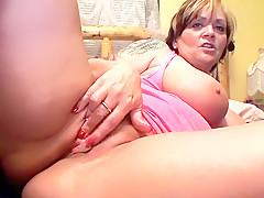 Exotic amateur Masturbation, Solo porn movie