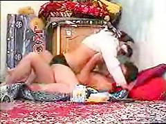 Pakistani Muslim Couple-
