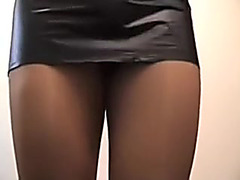 My sexy GF has legs for days and that sweetheart looks indeed hawt in her short skirt