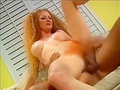 Horny Teen With Hairy Muff Rammed - Pov