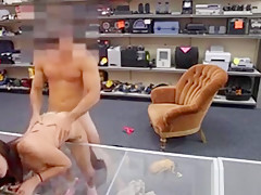 Pawnshop Pov Fucking With A Cute Booty Teen