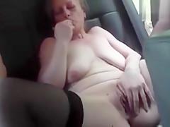 Frisky Stunner Gets Sperm Shot On Her Face Gulping All The S
