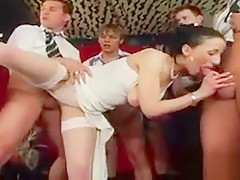 Hot sister riding cock
