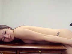Delaney Video - BackroomCastingCouch
