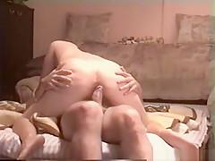 Incredible homemade hardcore, firm booty, closeup sex movie