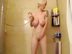 Cam Sexy Chubby Blonde Masturbating Her Pussy Part 04