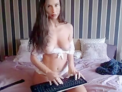 Amateur With Big Boobs Fucked POV Part 02