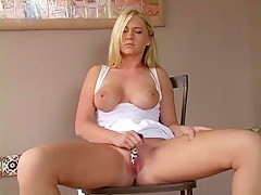 Alison Angel - Strong Sweet ORGASM
