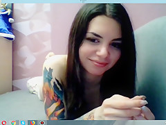 Skype with russian prostitute check1222 13-04-2018
