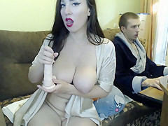 Russian_Kitty dildo anal