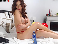 CuteHerminie - Oil and Vibe Show