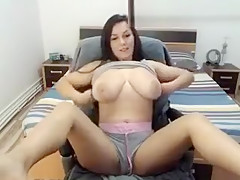 New Amateur Straight, Webcam, Toys Scene, Watch It, Starring Natashaboobs