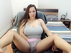 Watch Amateur Straight, Solo Female, Amateur Video Ever Seen, Starring Natashaboobs