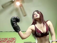 Boxing Wife Honeymoon
