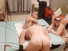 Horny sex movie Bisexual Male homemade hottest , check it