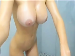 Mother fuck her stepson in shower