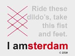 The Utrecht plays - 02 - Dildo's, hand- and feetfist