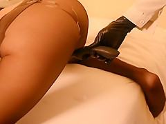2-6.2 Emy play with Emma submissive, twister wand, dildo cum