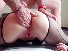 05.02.2019. Naughty office slut.. anal. dp.. fisted.