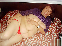 LatinaGrannY Amateur Chubby Pictures Compilation