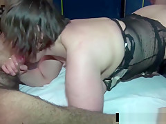 Anal sex for the wifes! Fucking hard 2 wifes at prive!