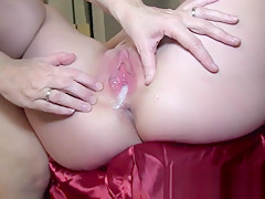 Huge Creampie Compilation