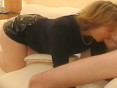 Shy Marion's first ever on camera fuck