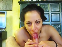 AMINA AND HER COCK