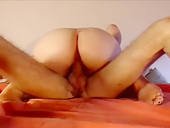 Passionate pov with my girlfriend