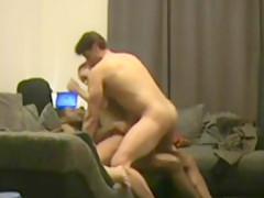 cuckold husband films hotwife bull bbc facial cumshot doggy