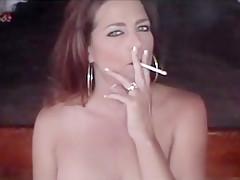 virtual smoking handjob