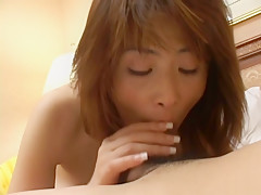Eri Kikuchi Japanese mature doll likes sex