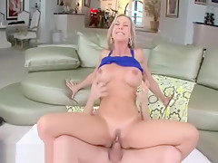 Big Cock Has Big Fun Inside Hot Matures Mouth