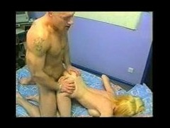 Couple have a hard fuck
