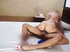 Missionary and Cowgirl wet and juicy pussy